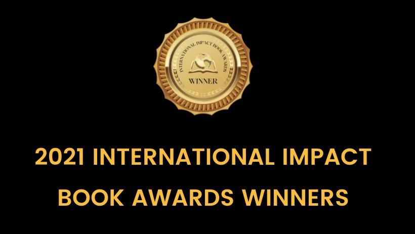 2021 International Impact Book Awards Winner for Christian Book